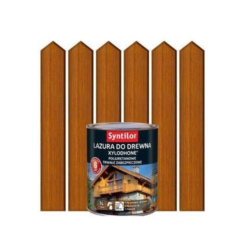 Lazura do drewna XYLODHONE HP 5 l Dąb średni SYNTILOR