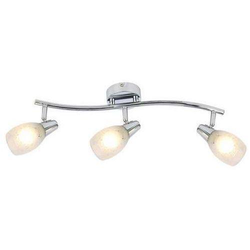 Listwa lampa sufitowa plafon Reality Crissy 3x40W E14 chrom 815803-06, 815803-06