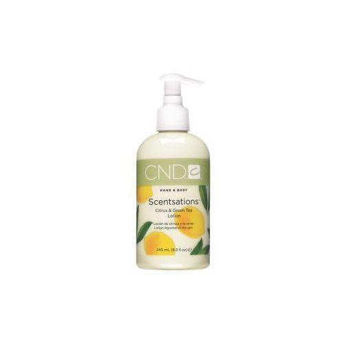 CND Scentsations Balsam Cytrusy i Zielona Herbata 245 ml