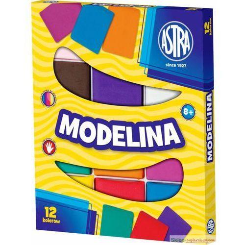 Astra Modelina 12 kolorów (5900263040179)