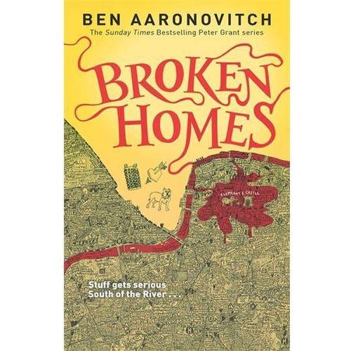 Broken Homes (9780575132481)