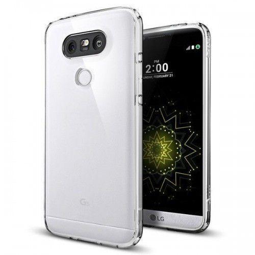 SPIGEN SGP Etui Ultra Hybrid Crystal clear do LG G5 Darmowy odbiór w 21 miastach!, ultra hybrid crystal clear g5