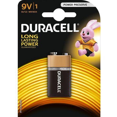 Duracell Bateria basic 6lr61/9v (5000394077225)
