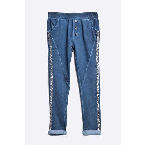 Blue Seven - Spodnie dziecięce 140-176 cm, kolor niebieski