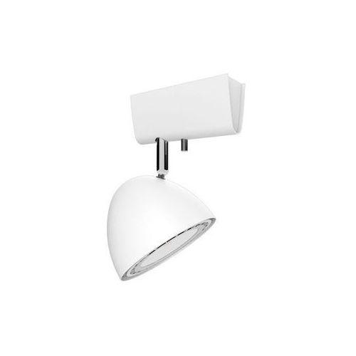Listwa Nowodvorski Vespa 9594 lampa oprawa sufitowa 1x75W GU10 ES111 biała, 9594