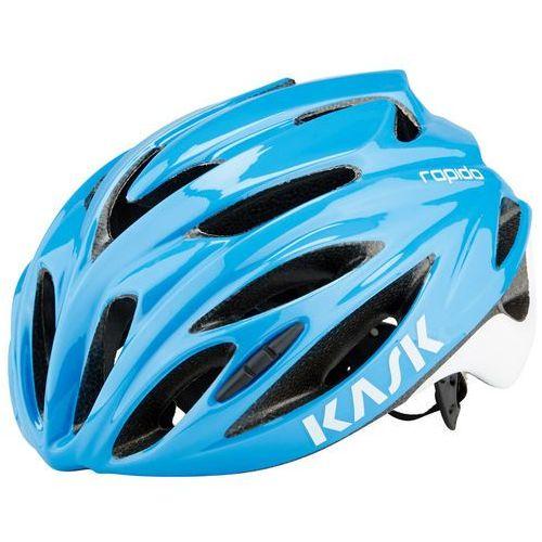 rapido kask rowerowy niebieski 59-62 cm 2018 kaski szosowe marki Kask