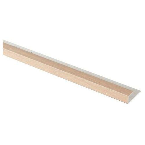 Profil U progowy GoodHome 85 x 930 mm drewno (3663602529699)