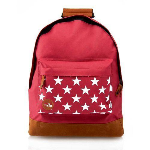 plecak MI-PAC - Pocket Prints Stars Burgundy (084) rozmiar: OS