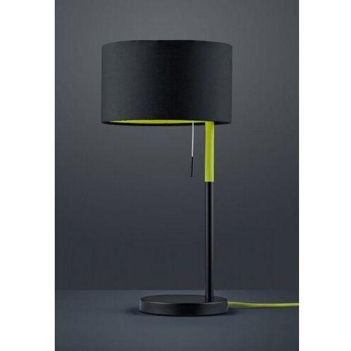Trio Lampa landor czarna/zielona 501400102 -- ostatania sztuka na magazynie --