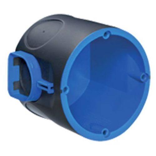 Puszka osprzętowa podtynkowa z izolacją akustyczną 60 / 60 mm