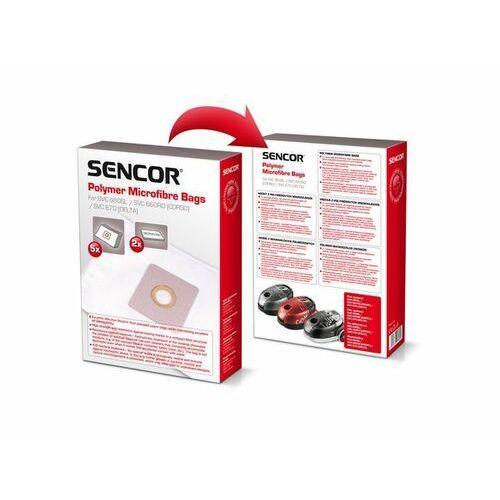 Sencor worki SVC 660/670 (5ks) (8590669085842)