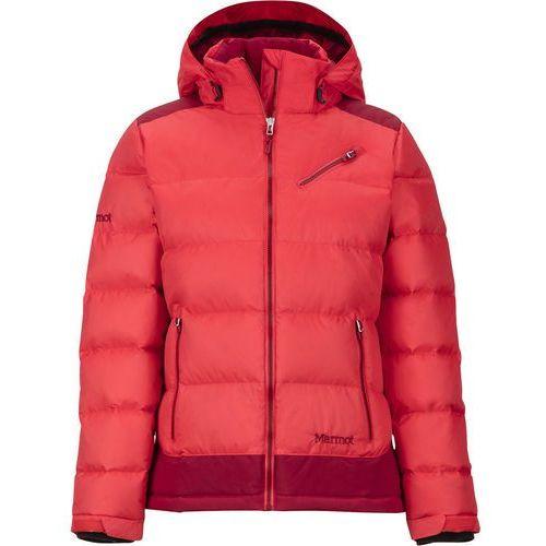 Marmot sling shot kurtka kobiety czerwony s 2018 kurtki narciarskie