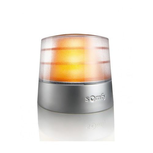 Pomarańczowa lampa ostrzegawcza 24V z anteną RTS i przerywaczem do 30% zniżki przy zakupie w naszym sklepie