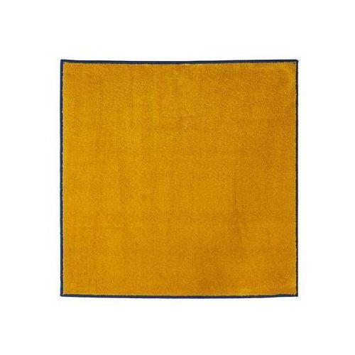 Dywan kwadratowy TATI żółty 100 x 100 cm AGNELLA