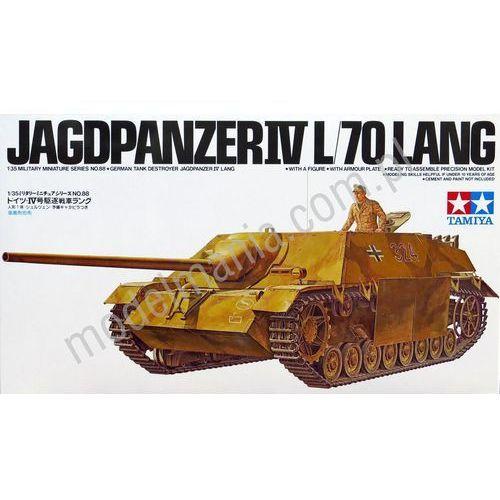 Niemieckie działo pancerne Jagdpanzer IV L/70 Lang Tamiya 35088, JPTMYW0CN024099 (5713939)