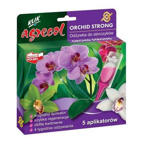 Orchid Strong Regenerum – odżywka do storczyków z regeneratorem podłoża 5x30 ml, ROLArt010970