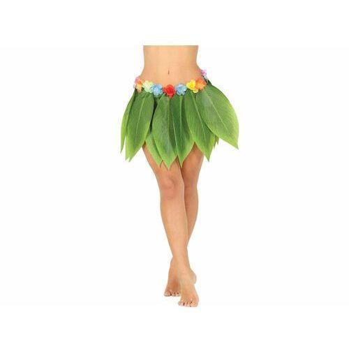 Guirca Hawajska spódnica z liści, aloha party