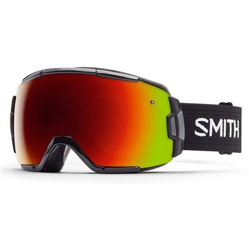 Gogle snowboardowe - vice black red sol-x mirror (zw9-99c1) rozmiar: os marki Smith