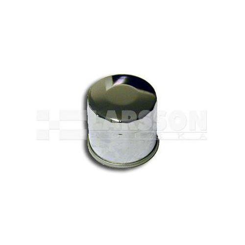 Filtr oleju hf138c, chromowany aprilia/cagiva/kymco/suzuki 3220342 marki Hiflofiltro