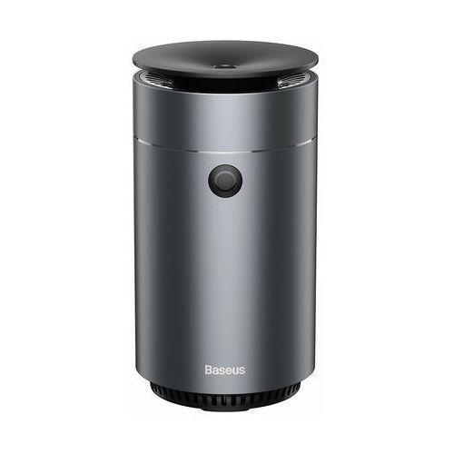 Baseus elektryczny nawilżacz powietrza do domu biura samochodu 75 ml szary (DHSG-0G) - Szary