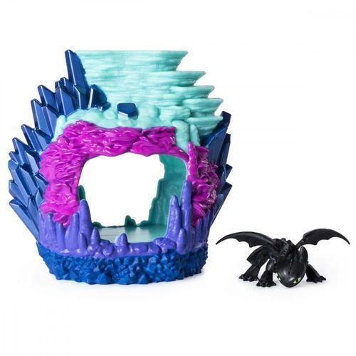 Spin master figurka jak wytresować smoka - smocza jaskinia, szczerbatek (5902002083515)