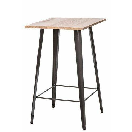 Stół Barowy Paris Wood metaliczny jesion (2200000121844)