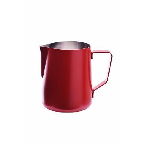 dzbanek do spienienia mleka 0,35 l czerwony marki Joe frex