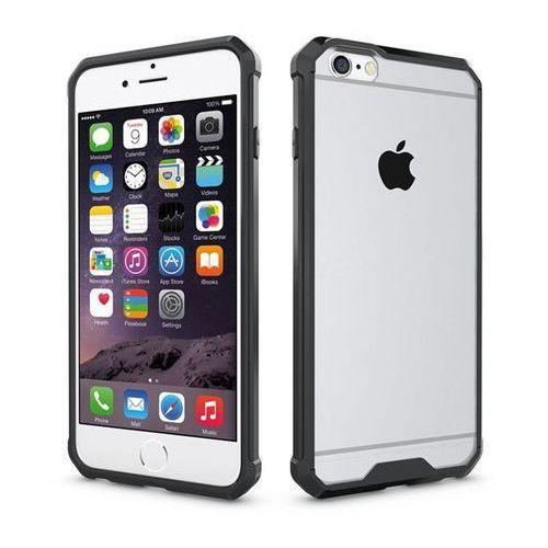 air hybrid black | obudowa dla apple iphone 6 / 6s - black marki Tech-protect