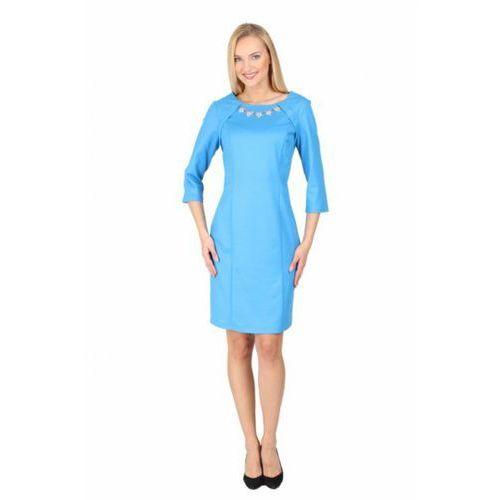Sukienka wizytowa Model 960 Blue