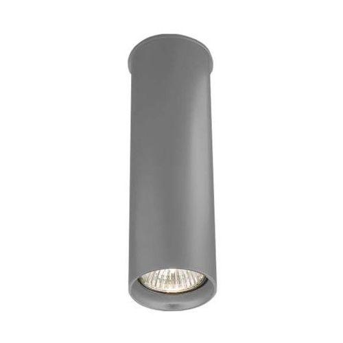 Spot LAMPA sufitowa ARIDA 1110/GU10/SZ Shilo natynkowa OPRAWA DOWNLIGHT szary, kolor Szary