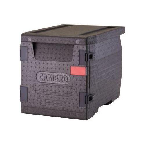 Pojemnik termoizolacyjny, ładowanie od przodu, 60 l | CAMBRO, GoBox
