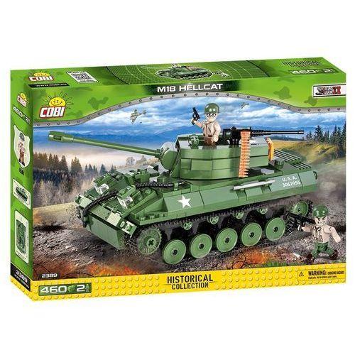 Small army m18 hellcat marki Cobi