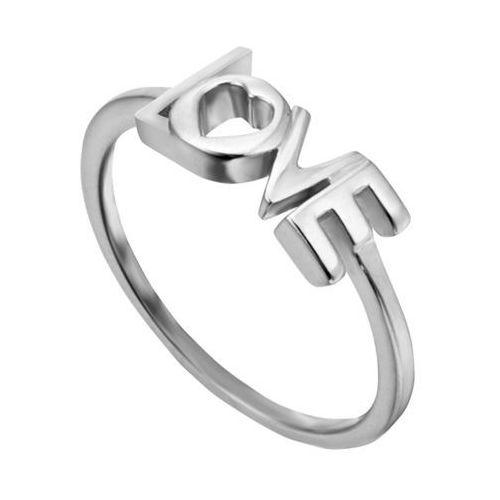 Esprit srebrny pierścień miłość amory esrg0023111 (obwód 57 mm) srebro 925/1000