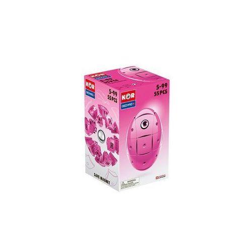Kor , bright pink zabawka edukacyjna marki Geomag