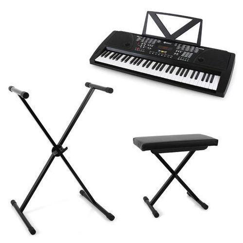 """""""little chopin"""" keyboard kompletny zestaw, marki Schubert"""