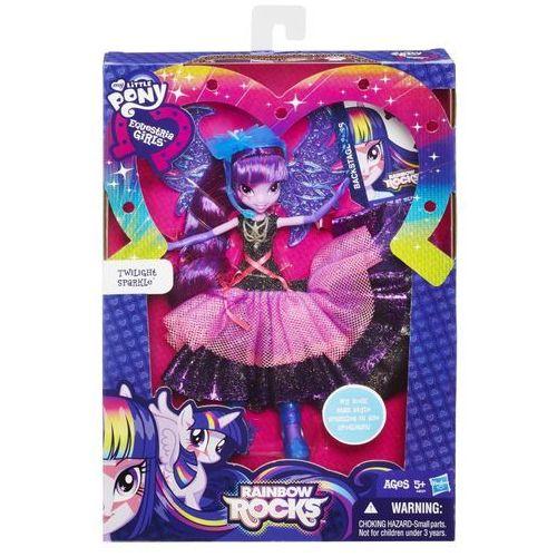 Lalka HASBRO My Little Pony Equestria Girls Lalka Super Twilight Sparkle A8059 - sprawdź w wybranym sklepie