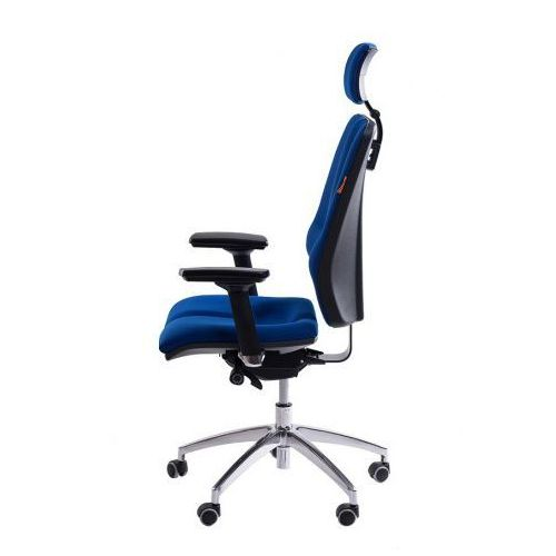 Fotel biurowe profilaktyczno rehabilitacyjne GALAXY Kulik System
