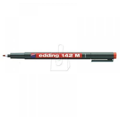 Edding marker 142m czerwony (eg1045) darmowy odbiór w 19 miastach! (4004764000807)