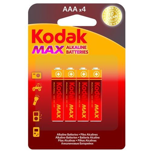 Kodak Bateria max lr3/aaa (6 szt.) (0887930411942)