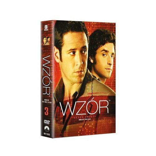 Wzór - sezon 3 (DVD) - Imperial CinePix