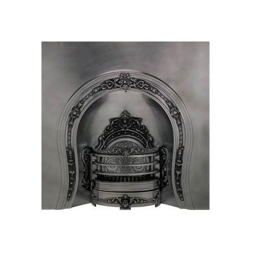 Stovax anglia -dobra oferta Wkład kominkowy horseshoe, całkowicie polerowany.
