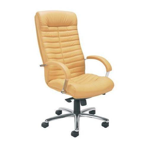 Fotel biurowy orion steel04 chrome z mechanizmem multiblock marki Nowy styl