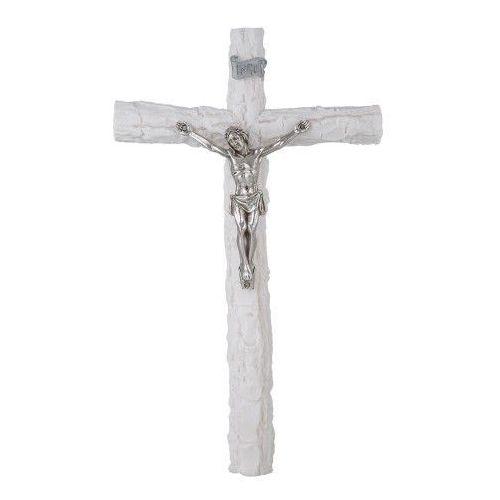 Nowoczesny krzyż do powieszenia alabastrowy, UR713