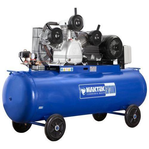 Sprężarka tłokowa kompresor tłokowy olejowy sky 300w v3 marki Maktek