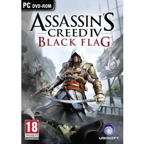 Assassin's Creed 4 Black Flag z kategorii [gry PC]