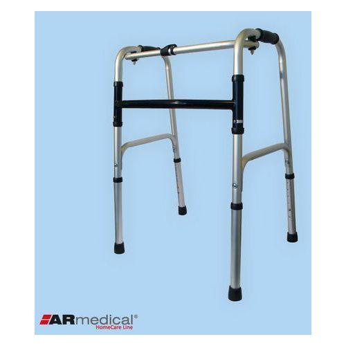 Balkonik aluminiowy-składany ar-001 marki Armedical