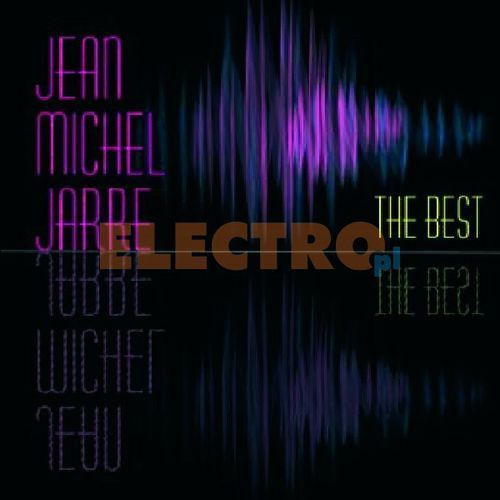 Jean Michel Jarre - The Best - Presto Sergio (Płyta CD), CDMTJ10509