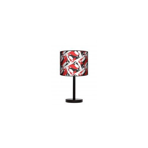 Lampa stojąca duża - Black Red White, 5283