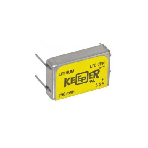 Bateria ltc-7pn 750mah 3.5v do radiotelefonów harris marki Eaglepicher