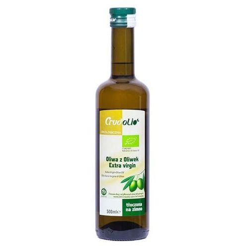 Oliwa z oliwek extra virgin bio 500 ml marki Crudolio